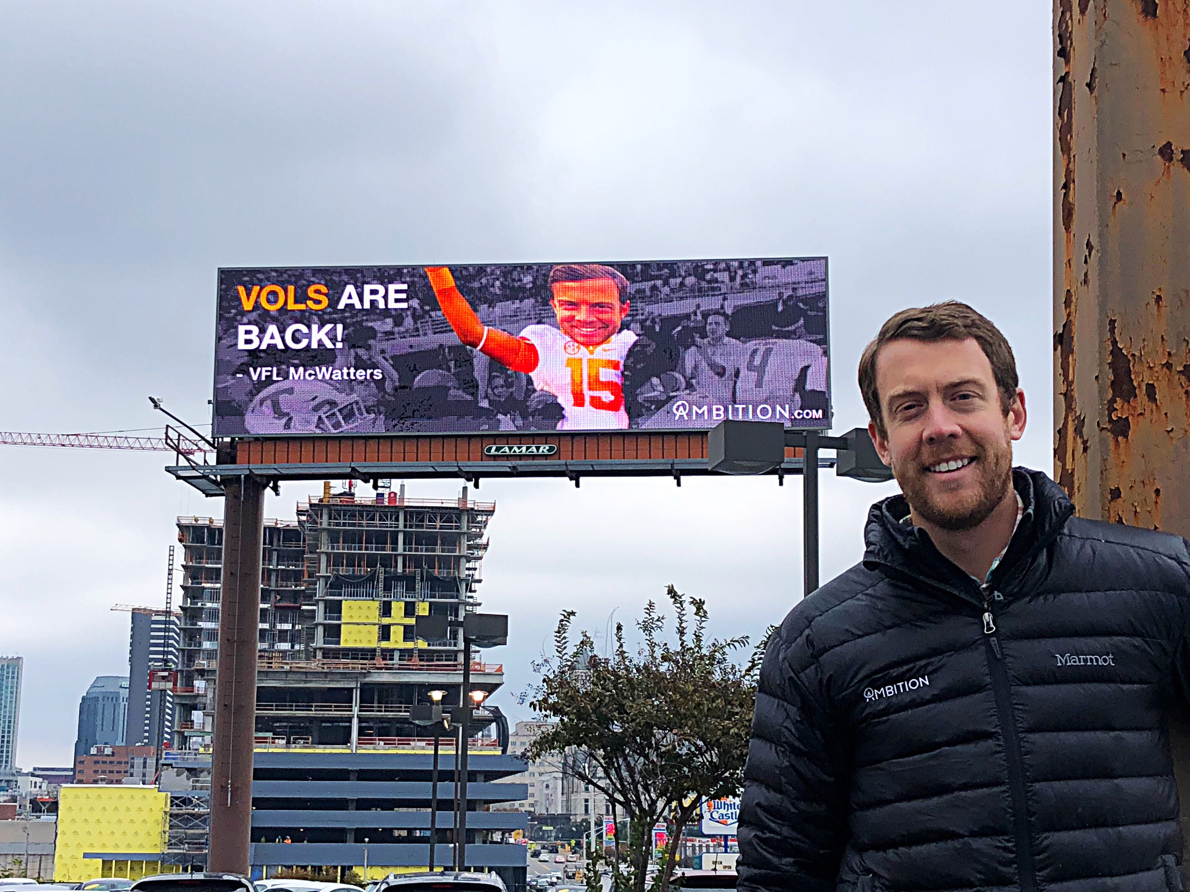 Mark on a Billboard
