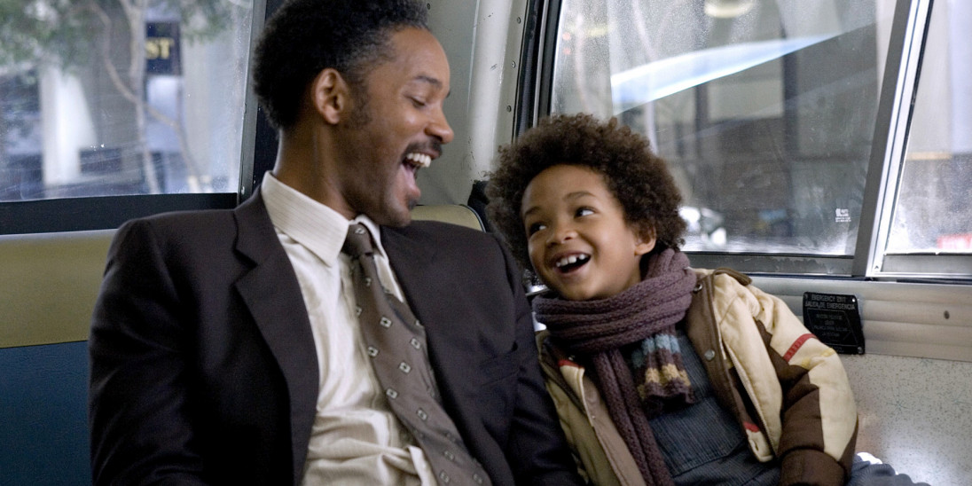 Chris Gardner from The Pursuit of Happyness