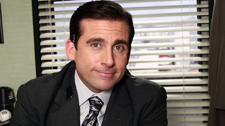 Michael Scott from The Office (US).