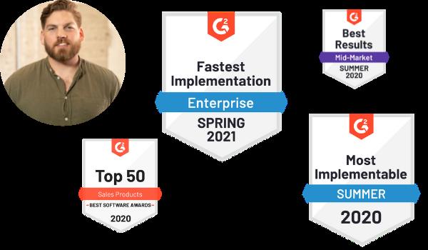 implementation badges